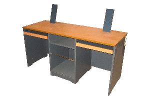 Bureau sylab double