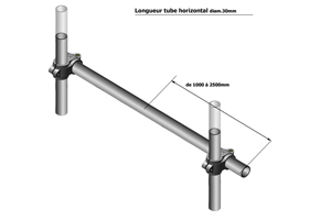 Matrice 3 1 niveau long